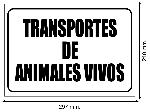 Señal Transporte