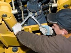 Reparación y mantenimiento maquinaria hidráulica y neumática
